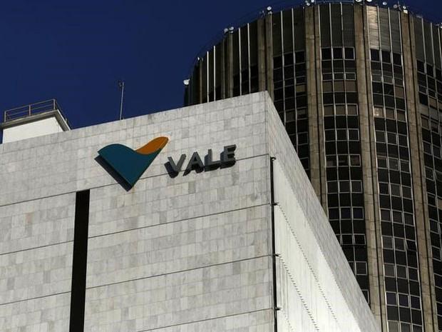 Prédio da Vale no centro do Rio de Janeiro.