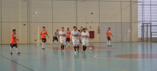 suzano x bauru - jais - futsal (Foto: Rodrigo Mariano)