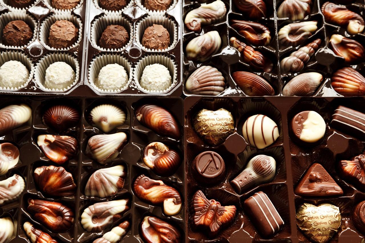Caixa de chocolates (Foto: Reprodução)