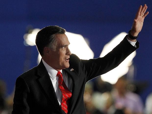 O que nosso país precisa hoje não é complicado, enfatizou Romney (Foto: Reuters)