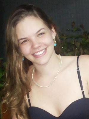 Estudante baiana (Foto: Annie Queiroz/ Arquivo Pessoal)