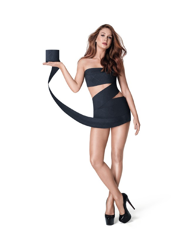 Marina Ruy Barbosa estrela campanha de novo produto (Foto: Bob Wolfeson)