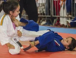 Copa de jiu-jitsu reuniu atletas de todas as idades em Paraty (Foto: Divulgação/Prefeitura de Paraty)