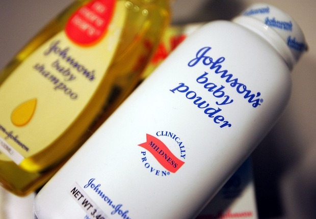 Produtos da Johnson & Johnson (Foto: Chris Hondros/ Getty Images)