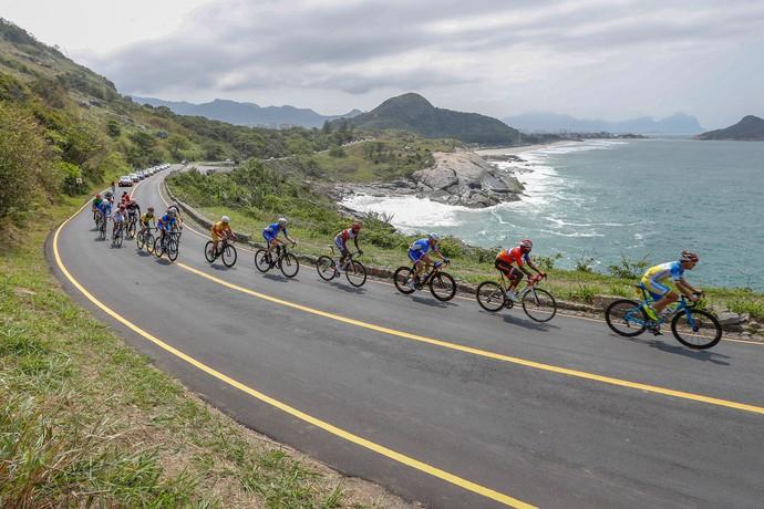 Ciclismo de Estrada Categoria C4.-5 - Paralimpíada Rio 2016 (Foto: Marco Antonio Teixeira/MPIX/CPB)