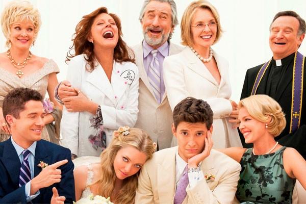 Parte do elenco de O Casamento do Ano (2013) (Foto: Divulgação)