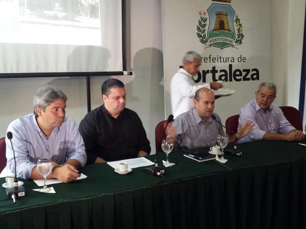 Prefeitura de Fortaleza anuncia mudança na iluminação pública (Foto: Diana Vasconcelos/G1 Ceará)
