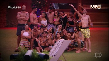 Relembre imagens marcantes do BBB17