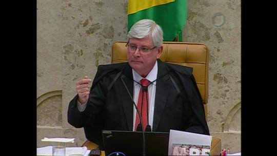 Tirar Fachin de relatoria e rever acordos de delação é 'salto triplo mortal', diz Janot