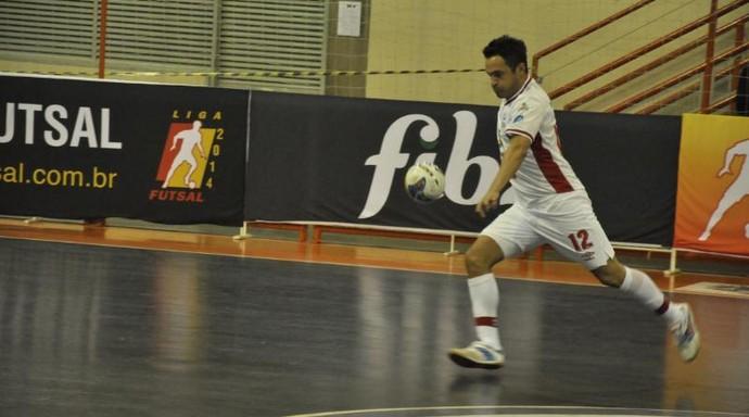 Falcão, Sorocaba x Corinthians, Liga Futsal (Foto: Danilo Camargo / Brasil Kirin)