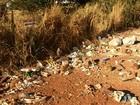 Moradores reclamam de lixo e até ossos de animais jogados na GO-222