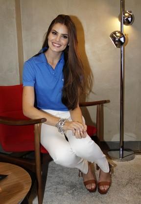 Camila Queiroz (Foto: Celso Tavares / EGO)