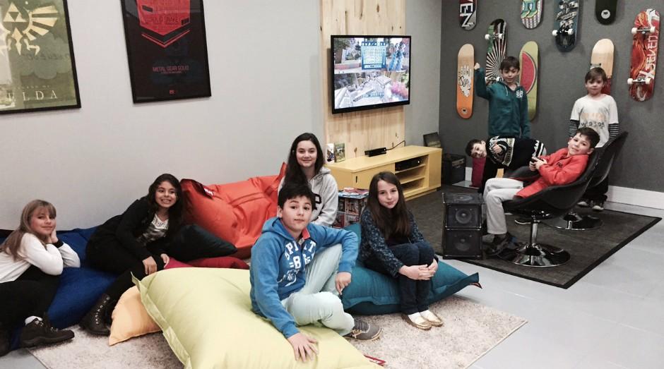 A Happy Code é voltada para jovens de 6 a 17 anos (Foto: Divulgação)