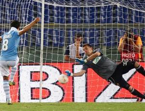 Hernanes, Laziox NK Maribor (Foto: Agência Getty Images)