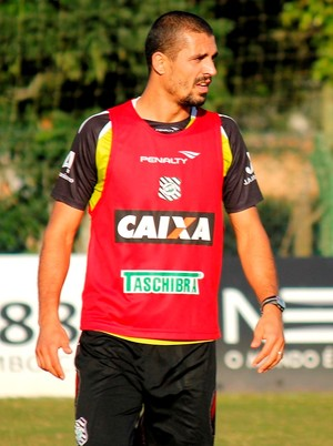 Douglas Silva zagueiro Figueirense (Foto: Luiz Henrique/Figueirense F.C)