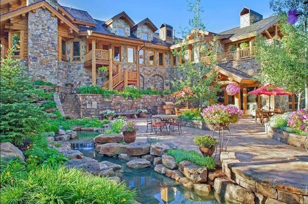 As casas que celebridades se hospedaram e você pode alugar (Foto: Reprodução)