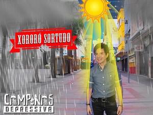 Página de humor brinca sobre a sorte do cantor Xororó (Foto: Arquivo / Campinas Depressiva)