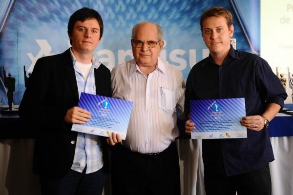 RBS TV venceu pela primeira vez na catgoeria webjornalismo (Foto: Emilio Pedroso)
