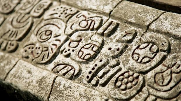 Escave ruínas da civilização maia em Belize (Foto: Getty Images/Lonely Planet Images)