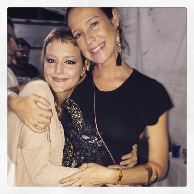 Luana Piovani e Mallu Magalhães (Foto: Reprodução/ Instagram)