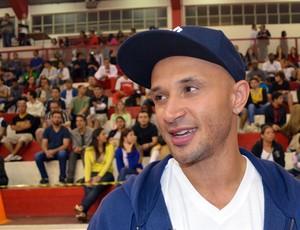 Andre Laws São José Basquete (Foto: Danilo Sardinha)
