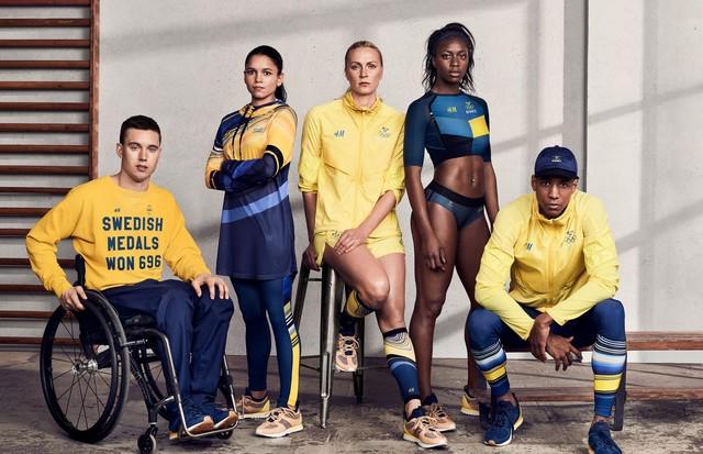 0c8d3f86830cc A gigante de fast-fashion H amp M criou os uniformes da Suécia (Foto