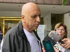 Pezão deixa hospital no Rio após ser internado com novo quadro de febre