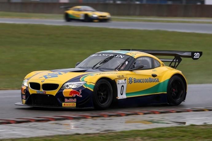 Caca Bueno - FIA GT Series