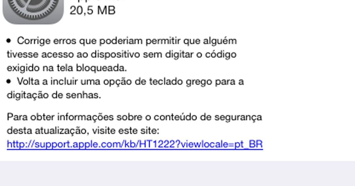 Usuário processa CEO da Apple por não ser possível desinstalar iOS 7