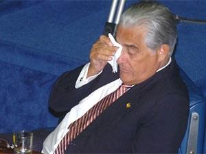 Ex-governador Joaquim Roriz (PSC) (Foto: Arquivo/Agência Brasil)