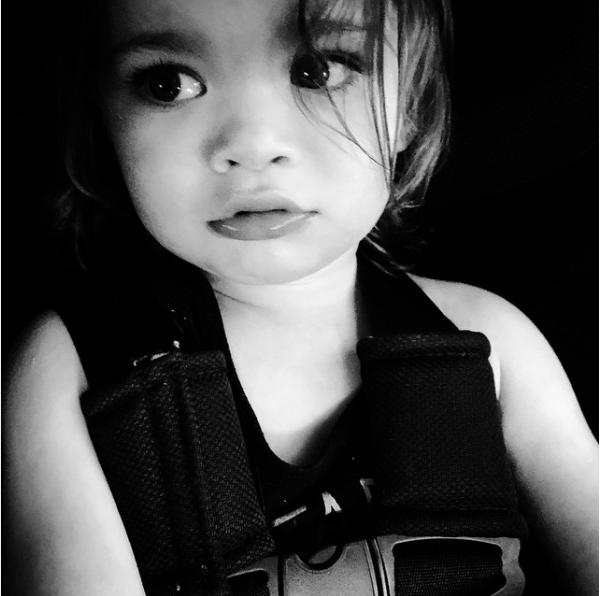 O primeiro filho de Megan Fox, Bohdi (Foto: Instagram)