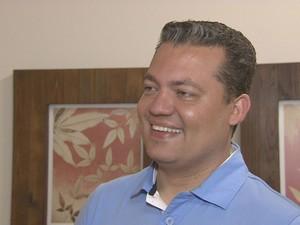 Paulo Correa Junior foi eleito deputado estadual (Foto: Reprodução/TV Tribuna)