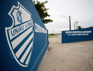 CSA, CT Gustavo Paiva (Foto: Jonathan Lins / G1)