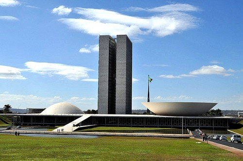 Congresso Nacional (Foto: Agência Brasil/ Thiago Melo / Flickr)
