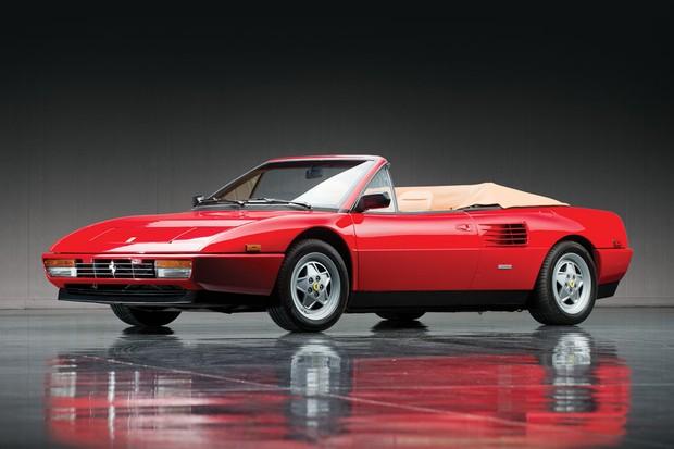 Ferrari Mondial Cabriolet (Foto: Divulgação)