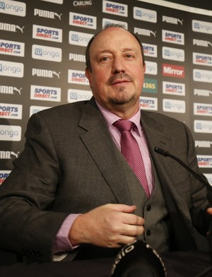 Rafa Benitez Newcastle (Foto: Reuters)
