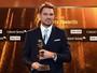 Wawrinka desbanca Federer e leva prêmio de melhor atleta suíço no ano