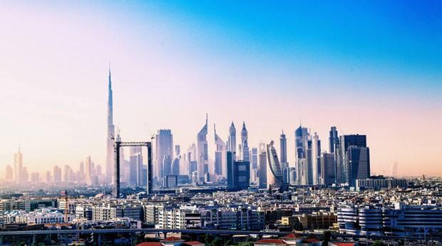 Dubai Frame (Foto: reprodução)
