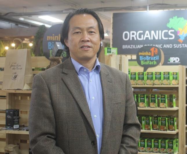 ming-liu-diretor-organics (Foto: Divulgação)