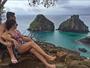 Anamara curte viagem romântica com o namorado e posta foto