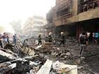 Bagdá registra série de atentados desde o início do ano
