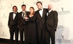 Lado a Lado vence o Emmy Internacional de melhor novela (Globo/Luiz C Ribeiro)
