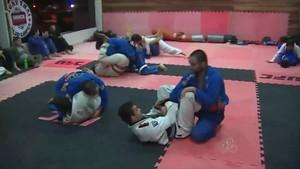 Chairo e Chaise, irmãos do jiu-jítsu (Foto: Reprodução)