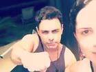 Zezé Di Camargo malha com Graciele de madrugada: 'Estou a todo vapor'