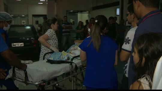 Perseguição e tiroteio deixam jovem morto e criança baleada na Paraíba