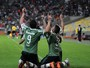 Fluminense x Cruzeiro e Wimbledon são destaques na quinta do SporTV