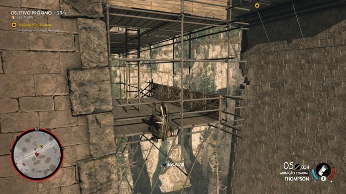 Sniper Elite 4 traz outros modos de jogo (Foto: Reprodução/Diego Borges)