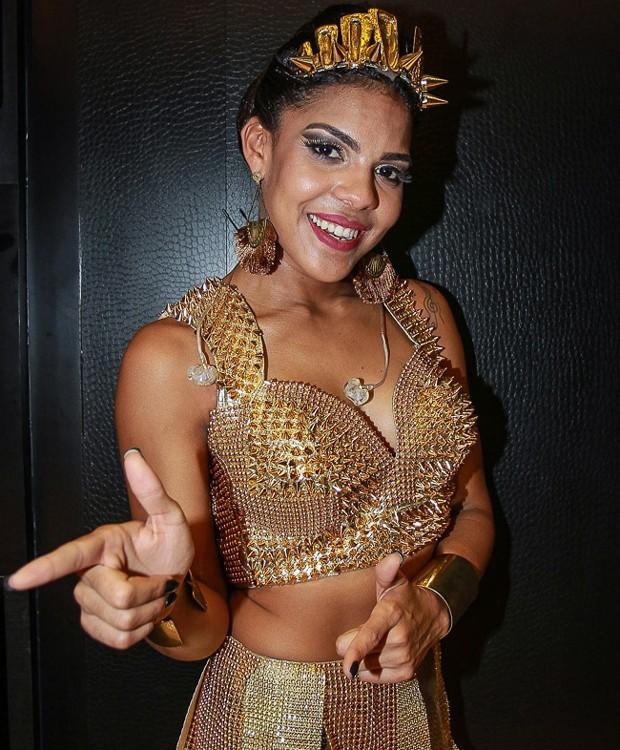 Tays Reis Vocalista Da Vingadora Comemora Sucesso Muito Feliz Quem Salvador
