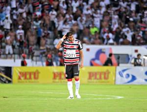 Santa Cruz x Sport (Foto: Aldo Carneiro/Pernambuco Press)