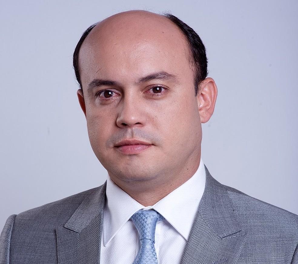 Sandoval Cardoso assume o governo do TO pela primeira vez (Foto: Divulgação/Sandoval Cardoso)